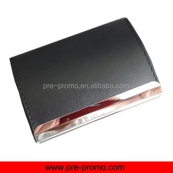 Factory Custom Cheap Pu Leather Business Card Holder Buy