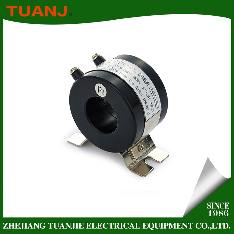 0.5KV 0.5Class Round Operated Meter Low Voltage High Accuracy RCT Current Transformer CT