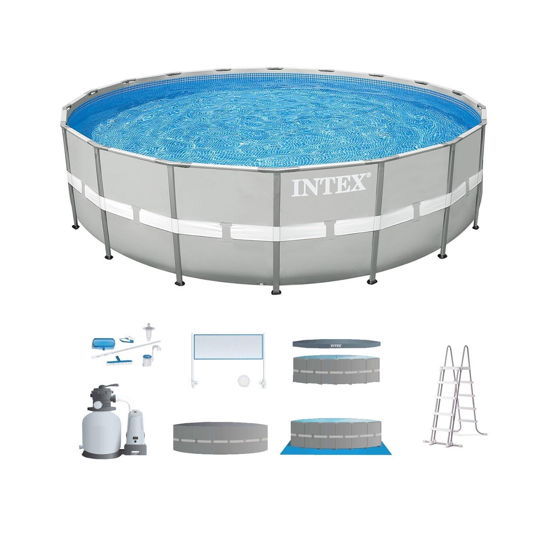 Cheap Intex Round Metal Frame Pool, find Intex Round Metal Frame ...
