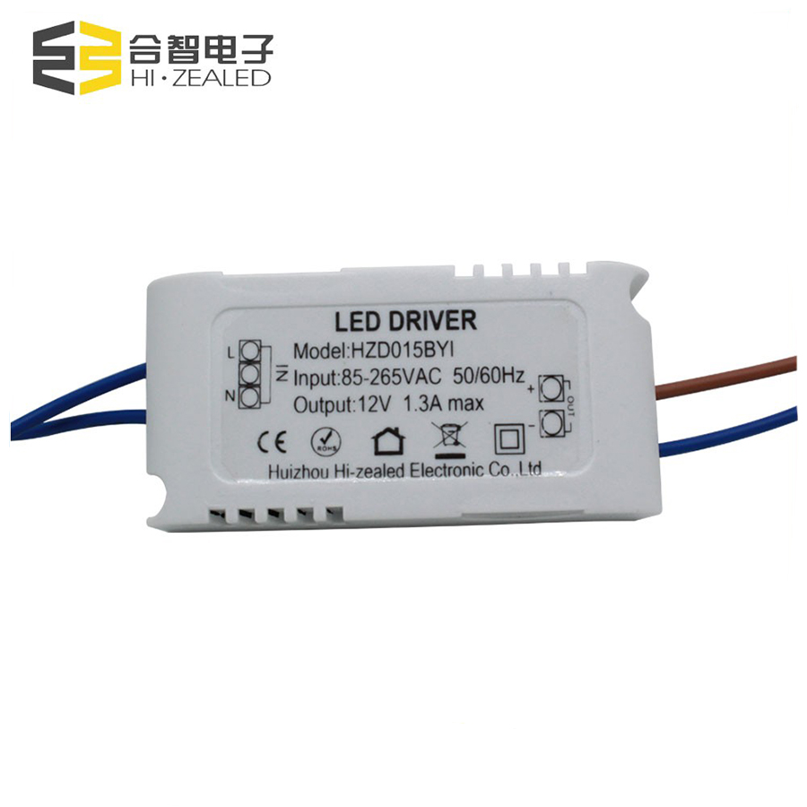 LED switching power Supply 12v 1A 15W DC Voltage Converter Transformer constant voltage LED Driver