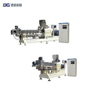 Automatic Corn Flake Maize Flakes Breakfast Cereal Making Machine Food Processing Line