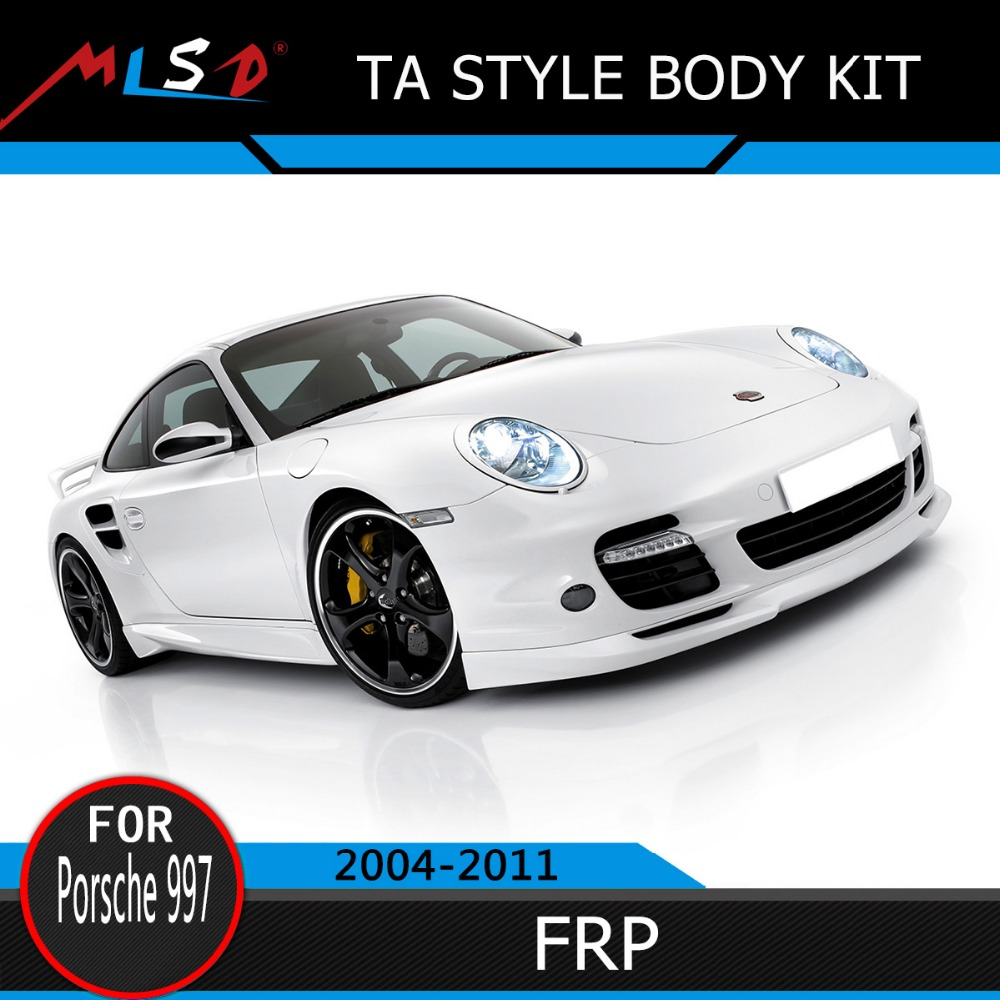 High Quality FRP Material TA Style Body Kits for Porsche 911 Series 997