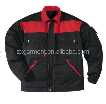 2016 ZX work overall ANTI PILLING WORK WEAR for CONSTRUCTION