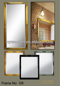 Low Price Designer Large Wall Salon Mirror Stand