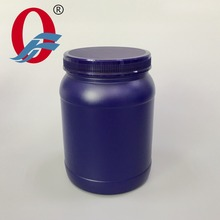 1000ml Purple HDPE Large Capacity Big Plastic Packaging Bottle for Sport Nutrition
