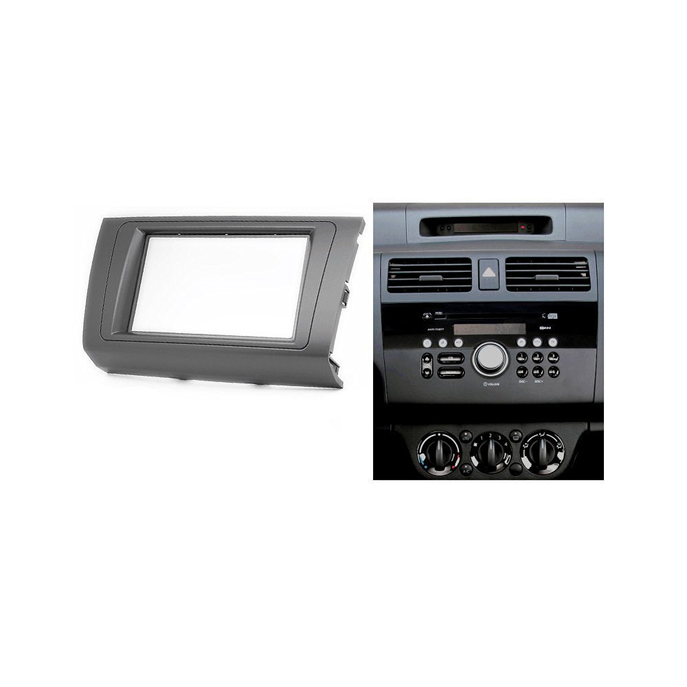 Autostereo Car Radio Fitting Kit installation fascia for SUZUKI Swift 2004-2010 Dzire 2008 Car Radio Stereo Facia Frame SUZUKI Swift Car Stereo Radio Fascia Facia Panel Complete Fitting Kit