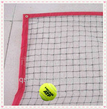 professional sports tennis net ball net