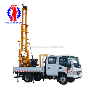 XYC-200 Truck mounted water well drilling rig core drilling rig price for sale
