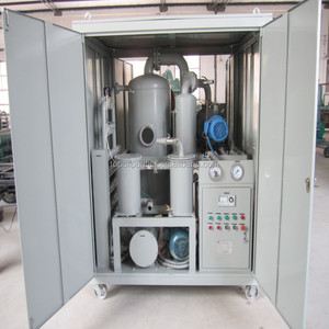 Vacuum Transformer Oil Regeneration for High Performance Mineral Oil