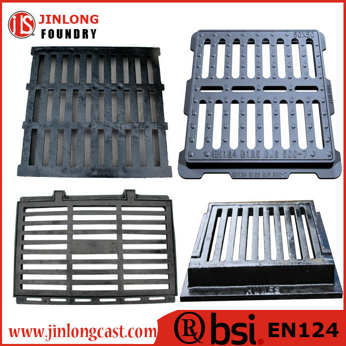 ductile iron walkway trench drain grates factory