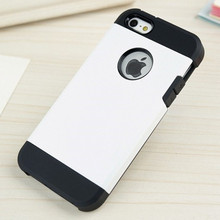 ac4099ab5f Super Protect Tough Armor Shockproof Case Cover for Apple iPhone 5 5G 5S  1pcs lot TPU
