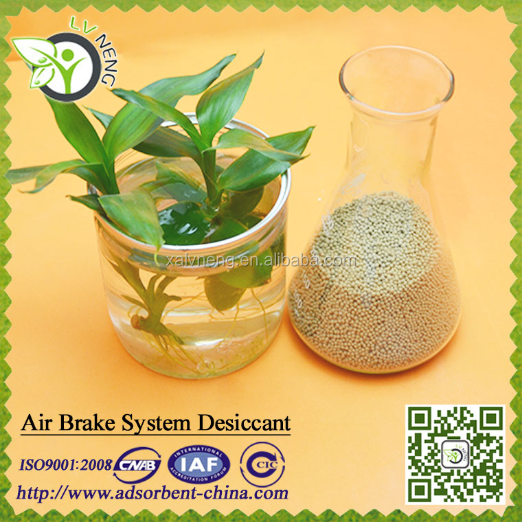 Automotive Braking parts desiccant