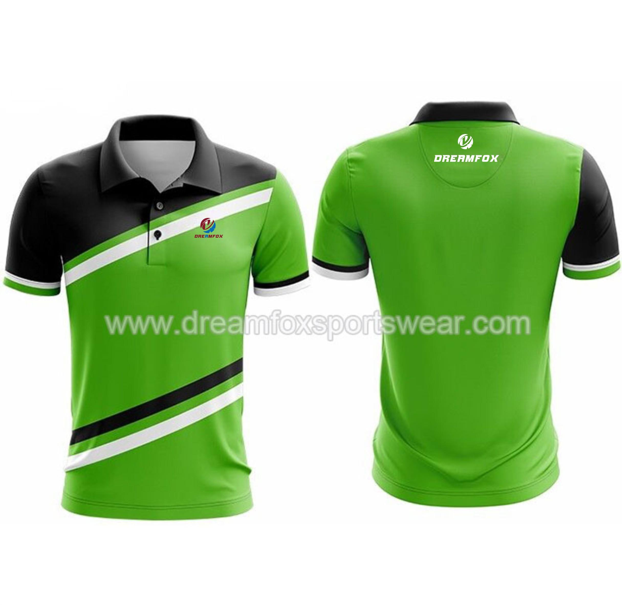 Latest Design Free Sample Screen Printing Custom Mens Polo Shirt