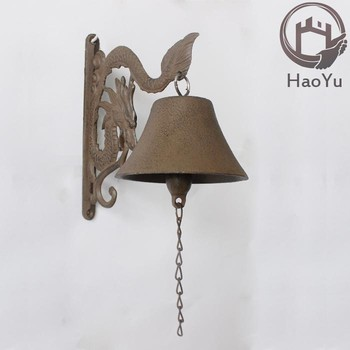 Etonnant Cast Iron Hanging Door Bell With Dragon Style   Buy Cast Iron Hanging Door  Bell,Decorative Cast Iron Hanging Bell,Hanging Bells For Doors Product On  ...