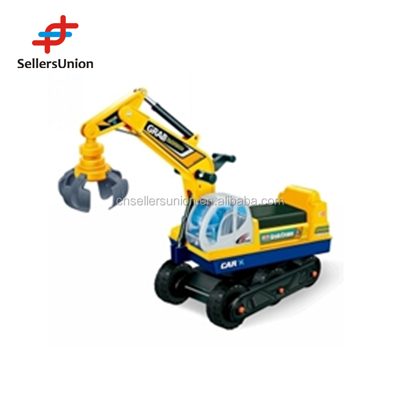 Hot selling plastic promotional toy truck for kids HWA760256