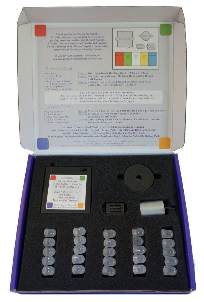 Squishy Circuits Kit