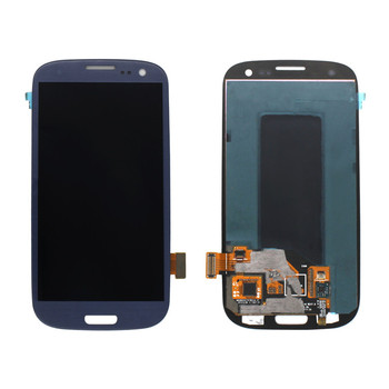 LCD Screen Display with Frame for Samsung Galaxy S3 I9300 I9305