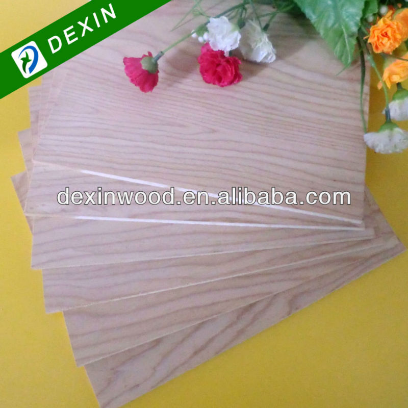 Cabinet and Furniture Grade Ash Particle Board/Chipboard