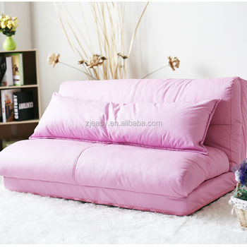 Living Room Adjustable 5-position Memory Foam Floor Sofa Bed ...