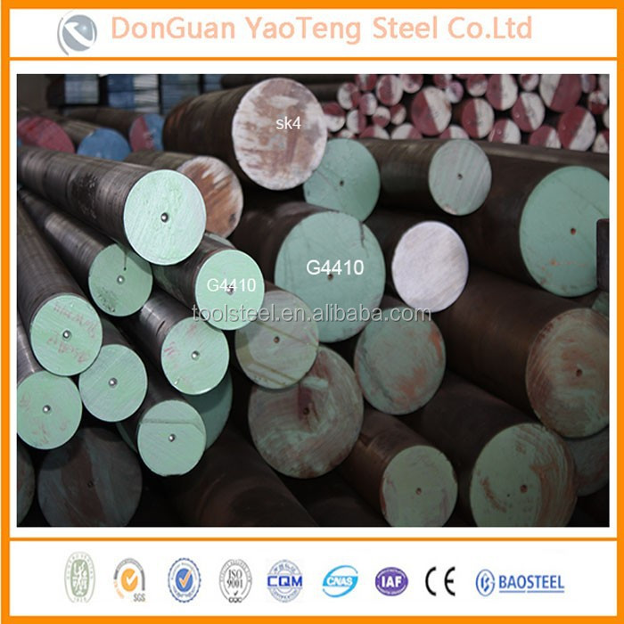 Hot rolled high carbon steel SK4/GB T10/JIS G4410,Carbon steel round bars JIS G4401