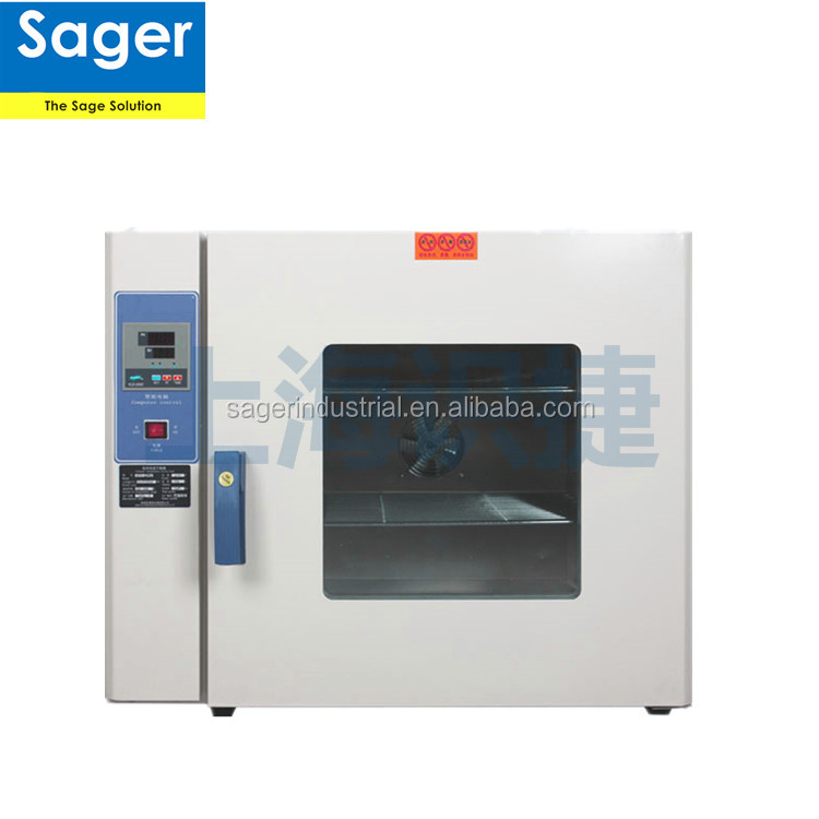 electric heating drying oven, forced recirculating air blow drying cabinet