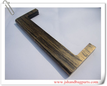 handbag leather prada - 32cm X 12cm Rectangel Wooden Purse Frame (purse Making Supplies ...