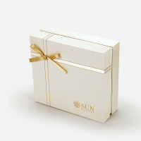 Sinicline 2018 Hot Selling Face Cream Rigid Packaging Box Skincare Gift Box