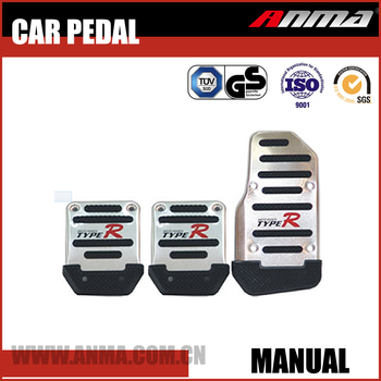 Car Accessories Foot Pedal Two Seat Adult Pedal Car - Buy Car Pad ...