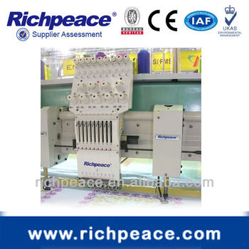 Richpeace Computerized Mixed Towel Making Machine 2014 Hot sale