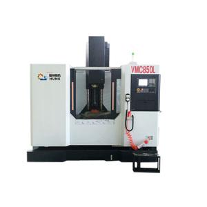 VMC 850 Mitsubishi Controller used 3 Axis Cnc Mill Machine Centre