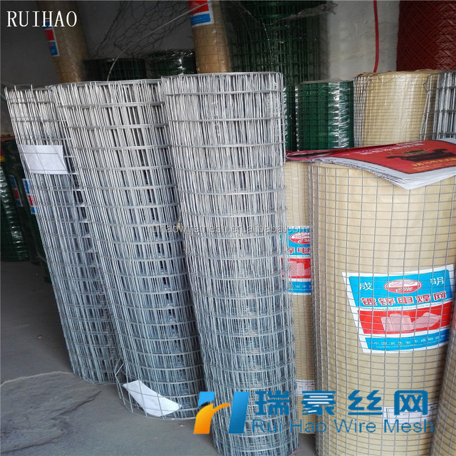 1/2 inch galvanized welded wire mesh-Source quality 1/2 inch ...
