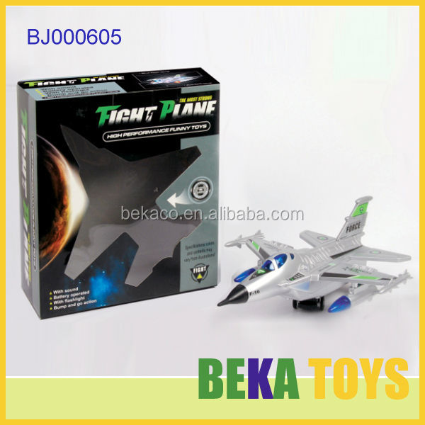 Lovely kids toy cool spinning plastic airbus electric toy plane battery operated airplane toy