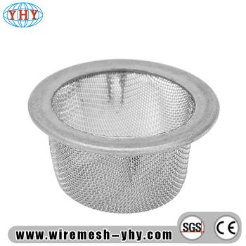 Stainless Steel Fine Mesh Sieve Strainer / Vibrating Sieve Screen ...