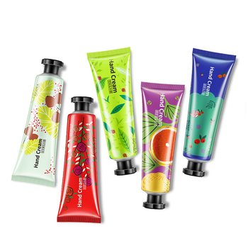 Best Portable Travelling Natural Plant Extract Moisturizing Whitening Hand Cream