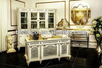 Europeo classico nuova casa di lusso mobili del ufficio set da