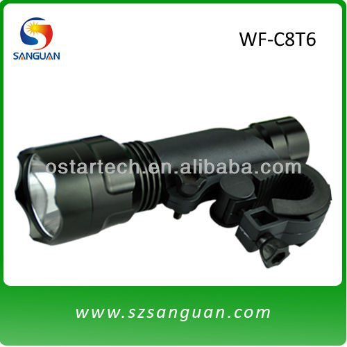 Sanguan LED Torch SG-C8T6 1000lm Police XML T6 Flashlight
