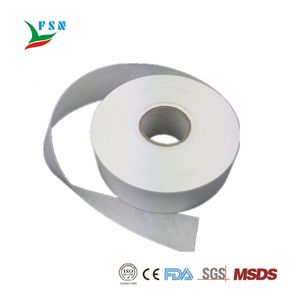 7cmx100m Hair Removal Nonwoven Wax Strip Rolls for body
