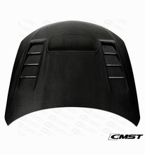 CARBON FIBER ENGINE COVER HOOD BONNET FOR SUBARU 10