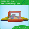 Good quality inflatable soccer arena for sale, inflatable football arena