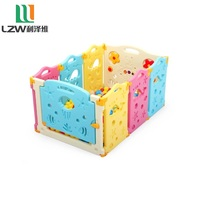 Children fences playyards Baby stroller rectangle playpen for baby
