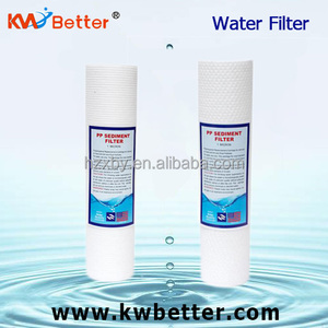 "10"" 1um pp yarn water filter cartridge for water filter system"