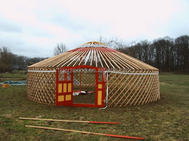 Traditional Chinese mongolian yurt tent & Traditional Chinese mongolian yurt tent View mongolian yurt tent ...