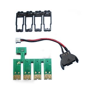 Supercolor Auto Reset Chips For EPSON WF2540 XP-200/XP-300/XP-400 WorkForce  WF-2520 WF-2530 WF-2540 Printer