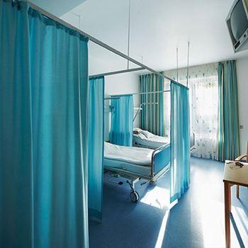 Fr Disposable Motorized Roller Blinds Hospital Curtain Buy Hospital Disposable Curtain