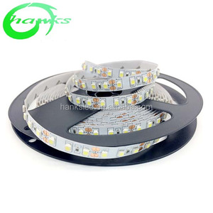 2017 hot sell 3 year warranty 3528SMD 60led 12V /24V Waterproof-IP65 day white LED STRIP