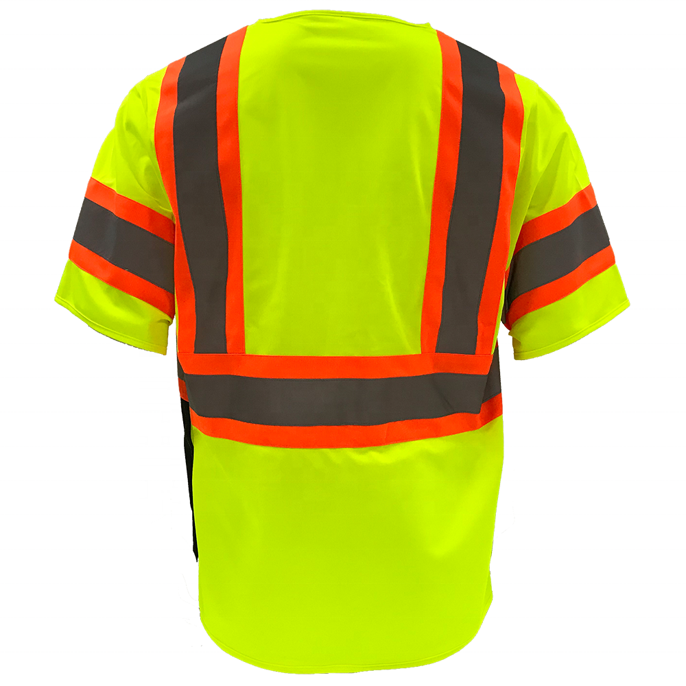 Fluorescent lime protection <strong>vest</strong> <strong>orange</strong> safety <strong>vest</strong> reflective <strong>vests</strong>