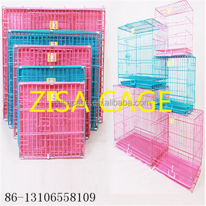 small movable cat cage /cage house cheap price for sale