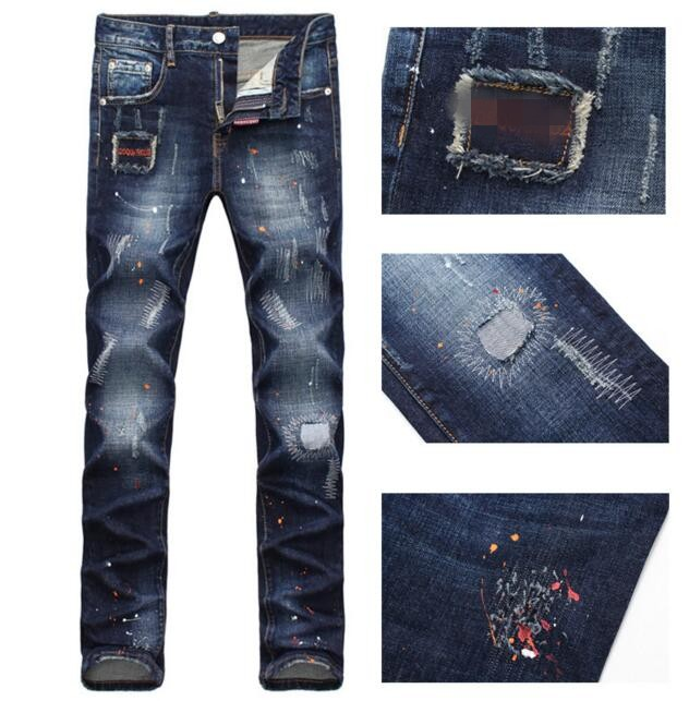 Z82333B china online biker jeans men pants rice of jeans manufacturing machinery