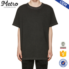 2017 Latest Design Round Neck Cheap Price T shirts OEM custom design