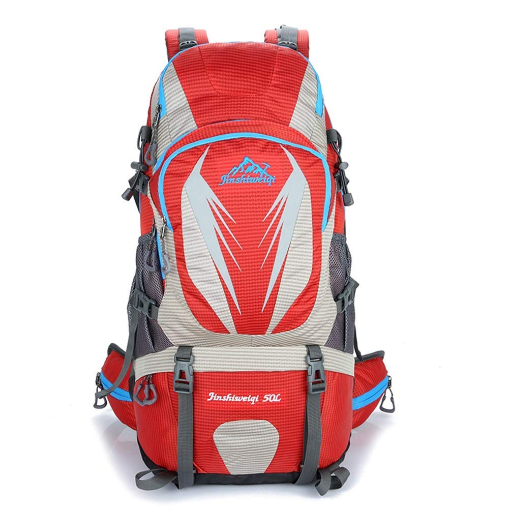 84d79f70cf AHWZ 50L Hiking Backpack Waterproof Backpack Outdoor Sports Backpack Travel Hiking  Camping Backpack Backpack